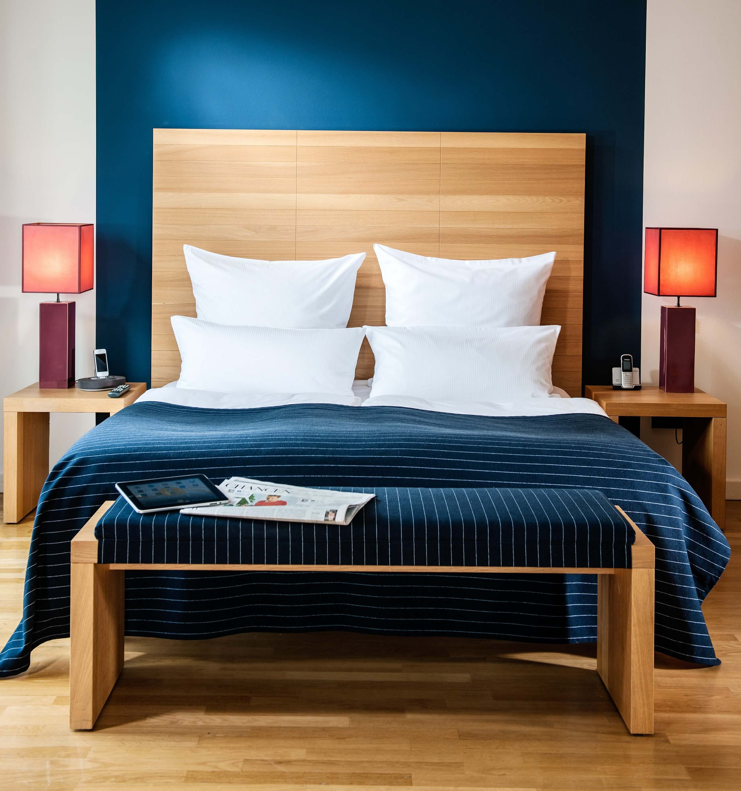 unser privatkoch service im appartement hotel kitchennerds. Black Bedroom Furniture Sets. Home Design Ideas