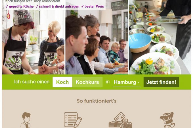 Das Redesign von Kitchennerds