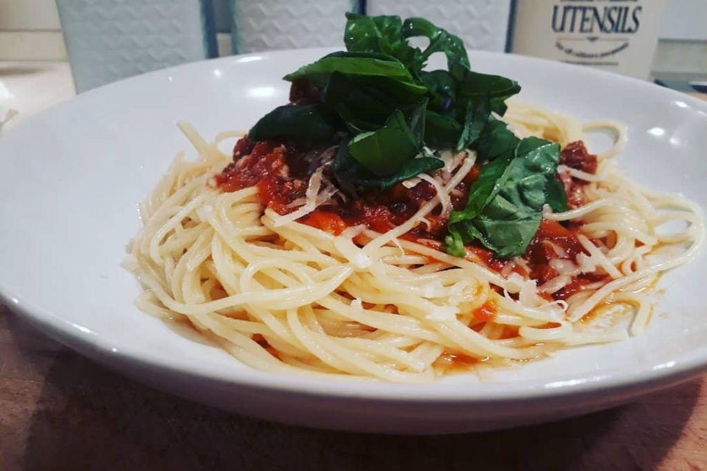 Leibgericht_SpaghettiBolognese_Tischgespräch